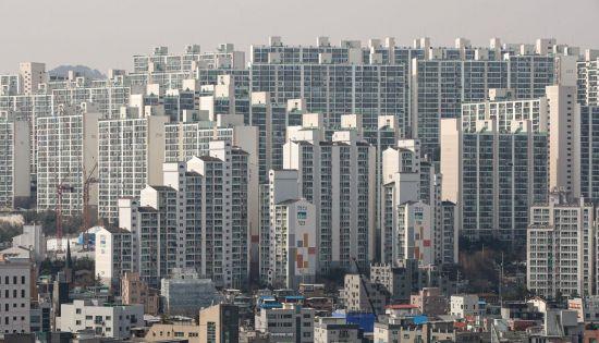 서울 아파트값 오를까 떨어질까…이번주 0.05% 상승폭 유지
