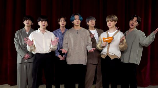 BTS, 日신곡 'Film out'으로 '오리콘 주간 디지털 싱글' 차트 첫 점령