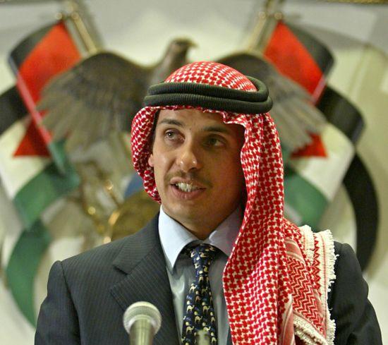 '중동의 스위스'요르단, 왕의 동생에 대한 반란 혐의로 흔들림