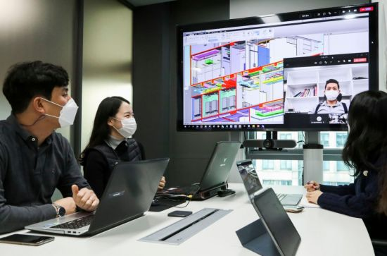 [2021아시아건설종합대상] DL이앤씨, BIM·인공지능 등 스마트 건설 구현