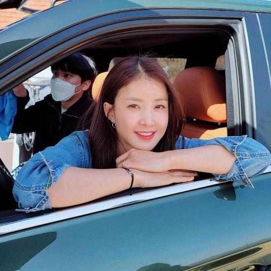 [포토] 이시영 '화사한 미소'