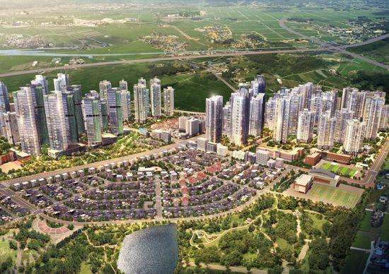 평택 화양지구 도시개발 사업 6700억 PF