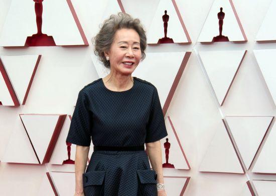 [속보] '미나리' 윤여정, 한국인 최초 아카데미 여우조연상 수상