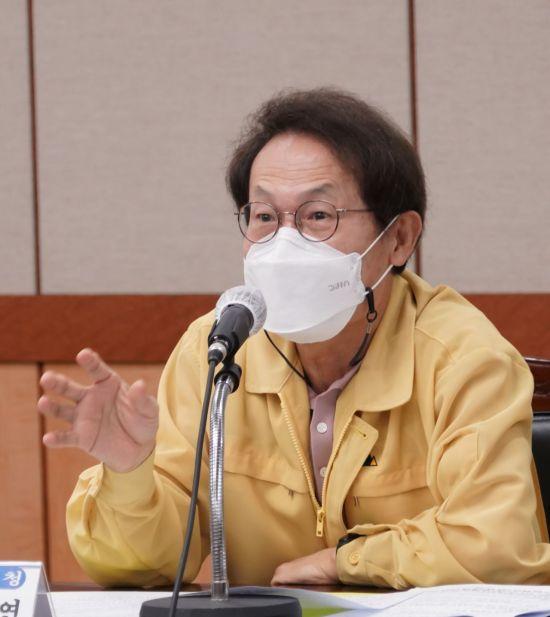 조희연 서울시교육감, 4일 구로구 보건소에서 'AZ 백신' 맞는다