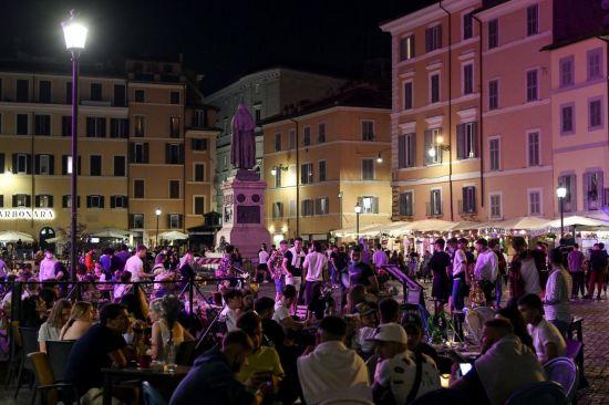 이탈리아 '그린패스' 도입…EU 내 여행 가능해져
