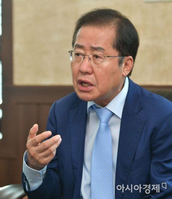 """홍준표 """"野 후보들로 정권교체 가능…그러나 국가운영은 아무나 못해"""""""