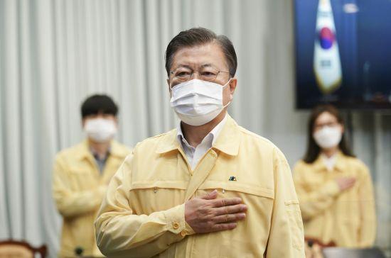 文대통령, 전남 장흥군 등 3개 군 '특별재난지역' 선포 재가(종합)