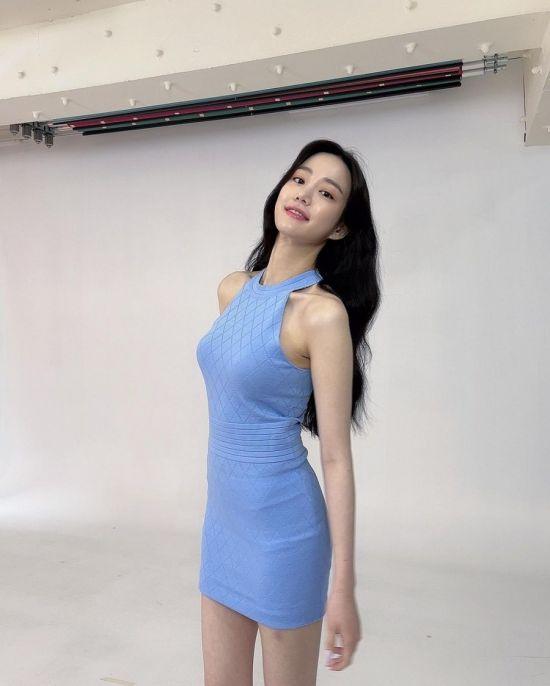 [포토] 이유비 '타고난 몸매'