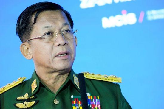 미얀마 군부, 쿠데타 6개월만에 과도정부 수립발표