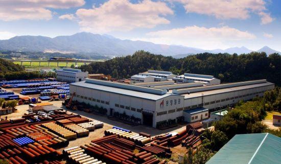 동양철관, 두산重과 6만톤 강관파일 납품 계약 체결