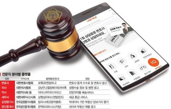 로톡 등 '플랫폼 광고' 금지 규정 오늘부터 시행… '변호사법 위반' 놓고 해석 갈려
