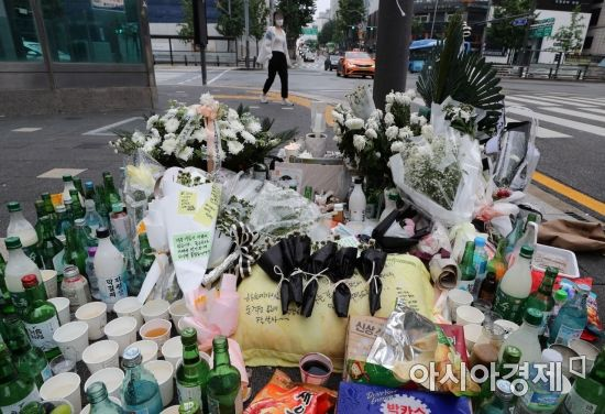 '제2의 선릉역 참사' 없도록…라이더 '급발진·급커브' 데이터 수집