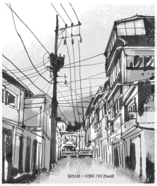 [최준영의 도시순례]신도시와 골목