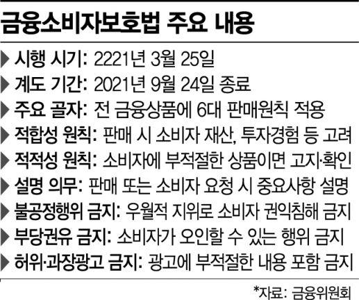 """금융당국 """"투자성 상품 설명서 개편 지연중…연내 보완"""""""