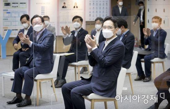 """""""청년에게 희망을""""…정부-삼성, '일자리 창출' 프로젝트 가동"""
