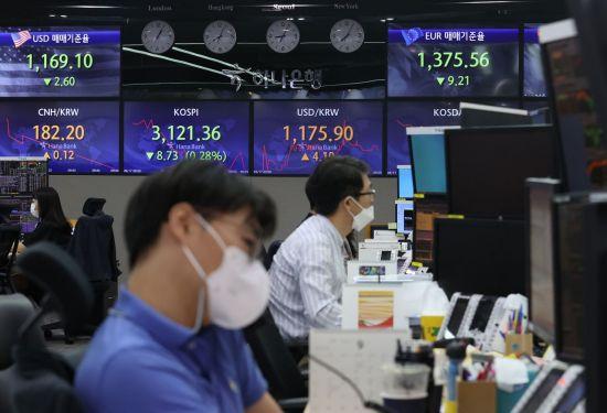 하반기 코스피 수익률 -4.74%…주요국 중 '꼴찌'
