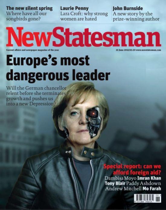 [초동시각] 메르켈은 EU 통합에 기여했을까