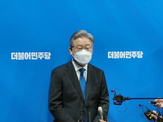 이재명, 전북 경선서 54.55% '1위'…대세론 공고화