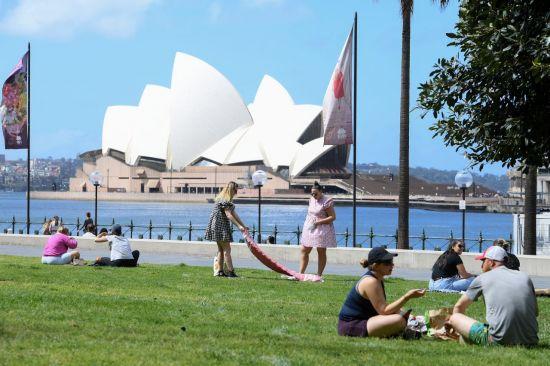 호주도 '위드코로나'…시드니 등 봉쇄령 단계별 해제