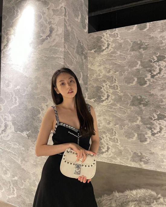 [포토] 안소희 '우아한 자태'