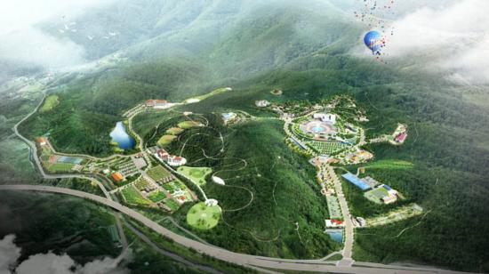충북 영동 일라이트CC 개발 자금 600억 조달